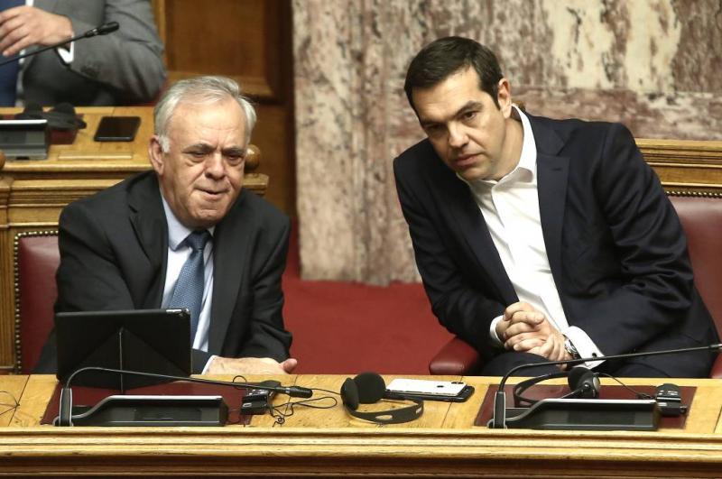 Griekenland staat bijna weer op eigen benen