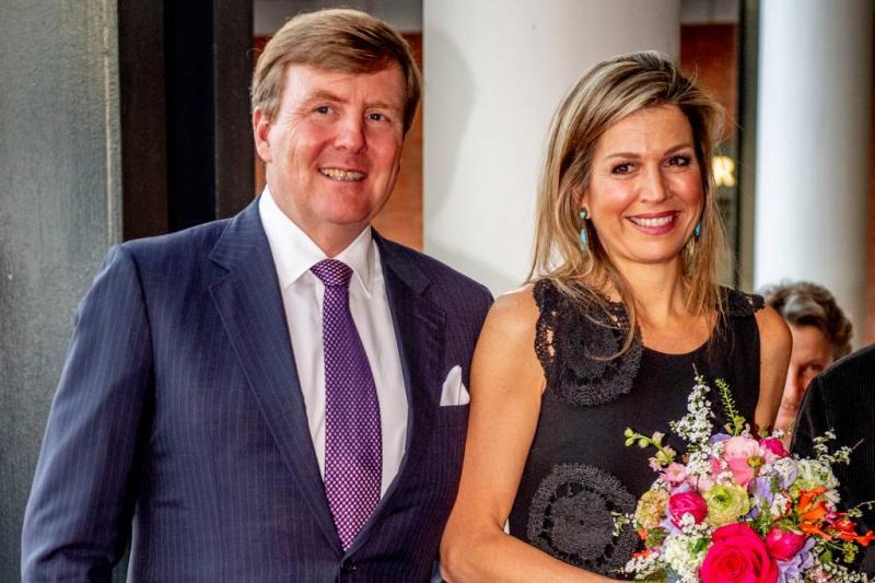 Koninklijke familie te gast in Groningen