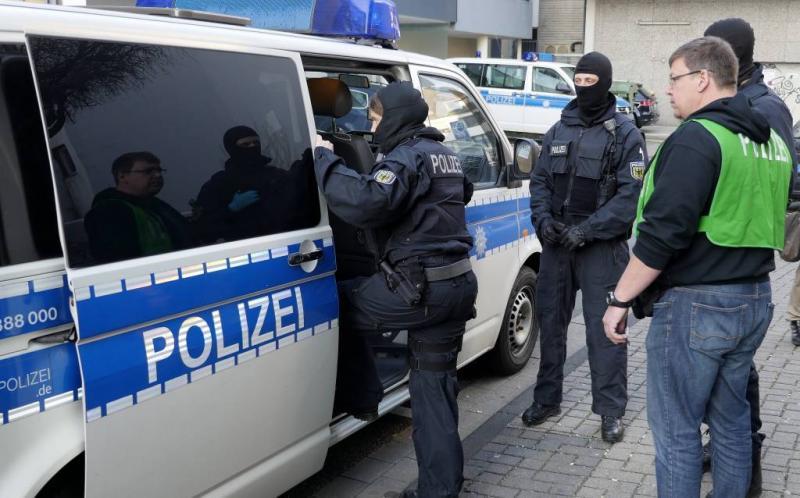 '8,5 procent Duitse verdachten immigrant'