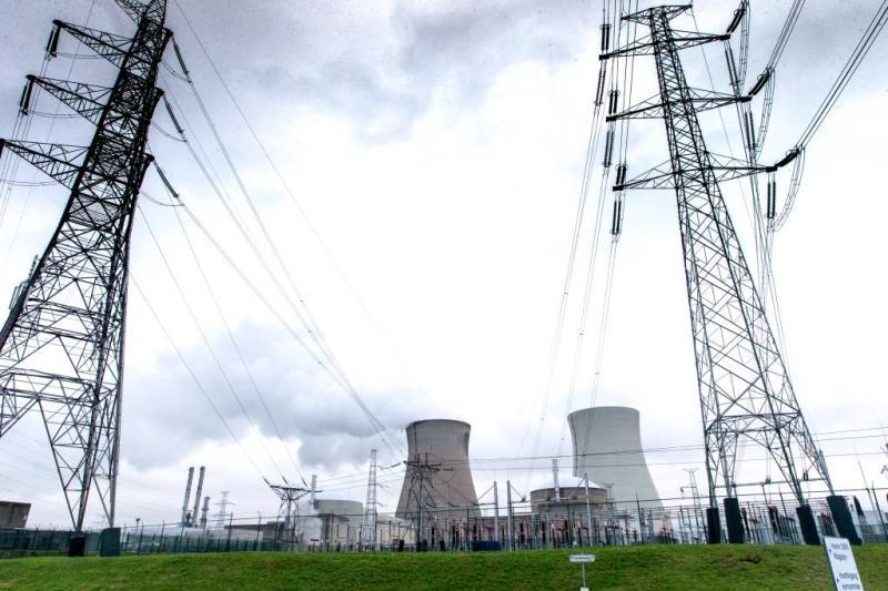 Kerncentrale Doel stilgelegd wegens lek