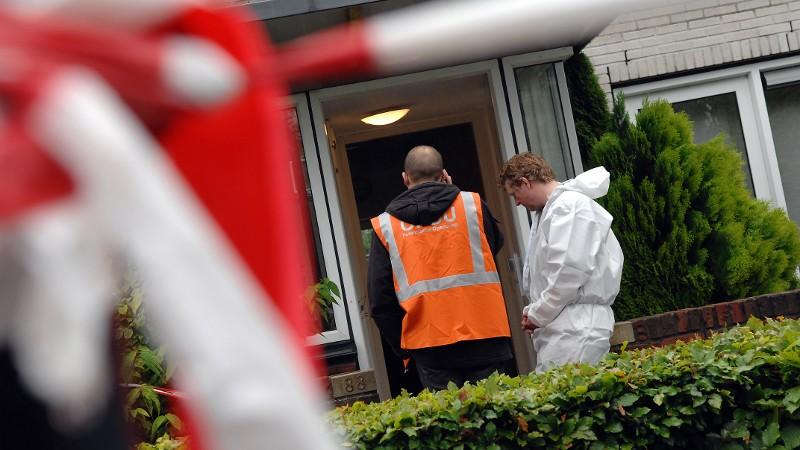 Bejaarde vrouw zwaargewond na laffe overval (foto: stockfoto politie.nl)