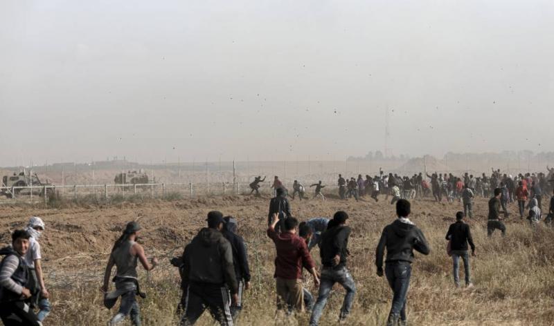 Leger Israël schiet Palestijnen dood