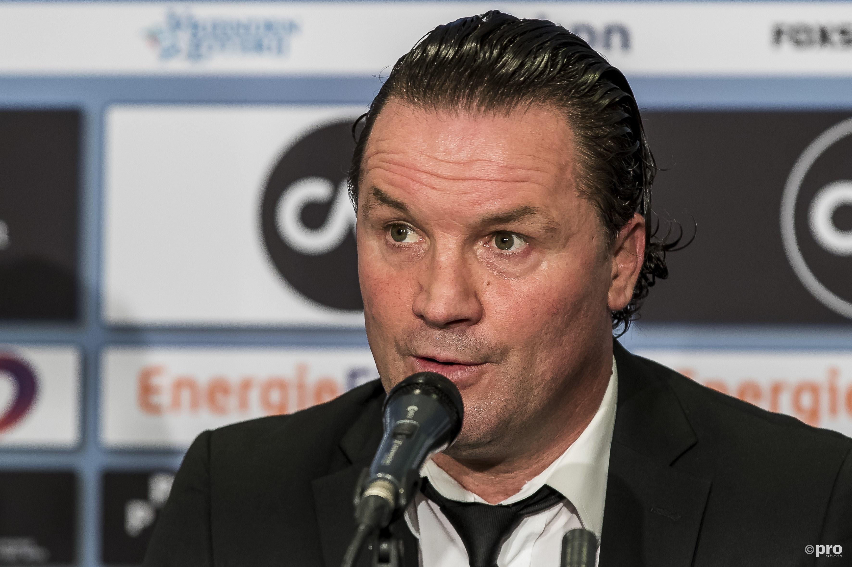 Vreven na anderhalf jaar weg bij NAC Breda (Pro Shots / Toin Damen)