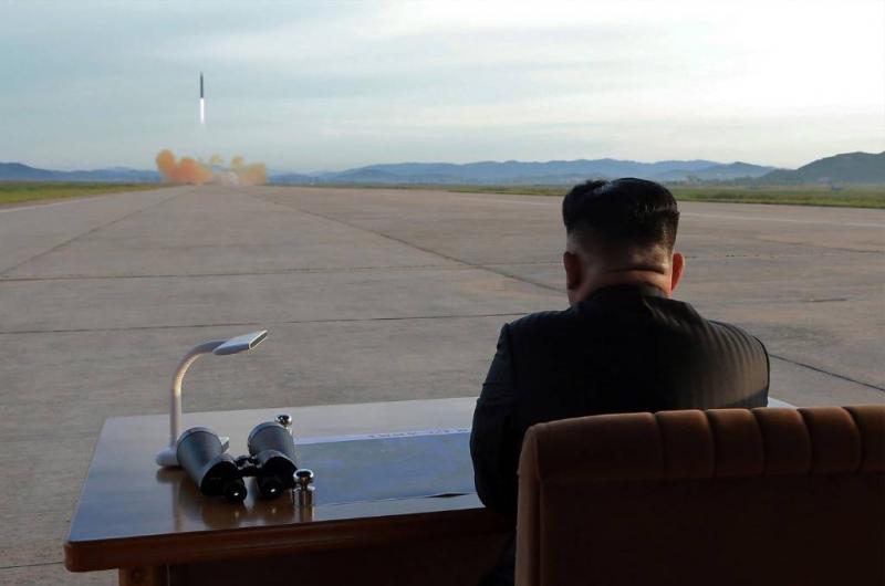 'Kim nodigt Amerikanen uit in kernproefgebied'