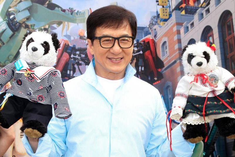 Dochter Jackie Chan dakloos