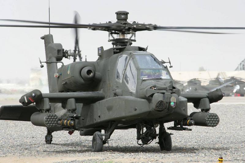 Defensie wil vloot Apache's moderniseren (Foto: Ministerie van Defensie)