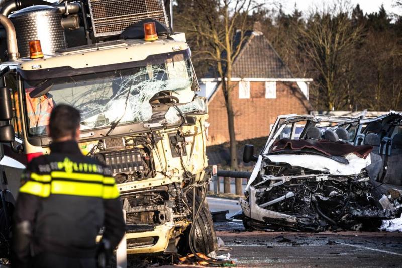 Oorzaak ongeval met 5 doden blijft ongewis