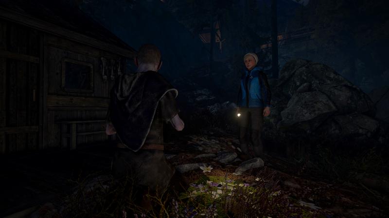 Through the Woods - screenshot