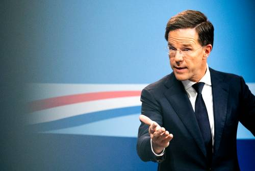 Rutte: begroting EU oneerlijk en onacceptabel (Foto: ANP)