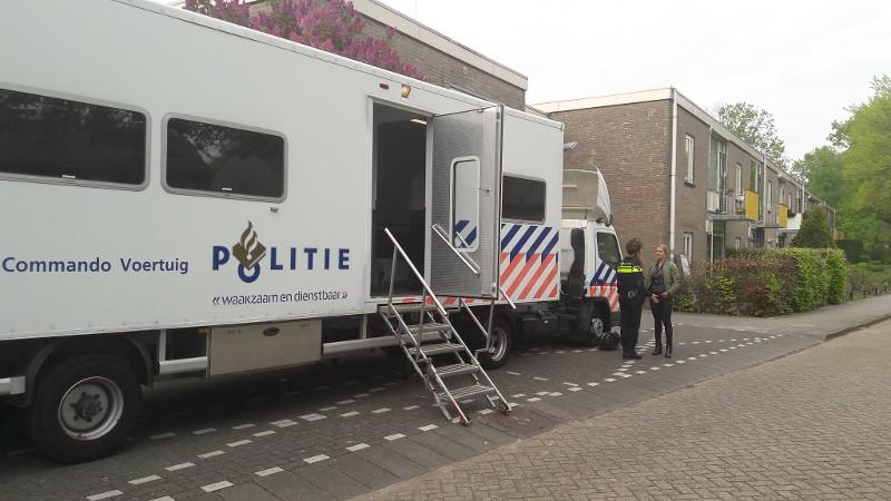 Man aangehouden voor dood vader (Foto: Politie.nl)