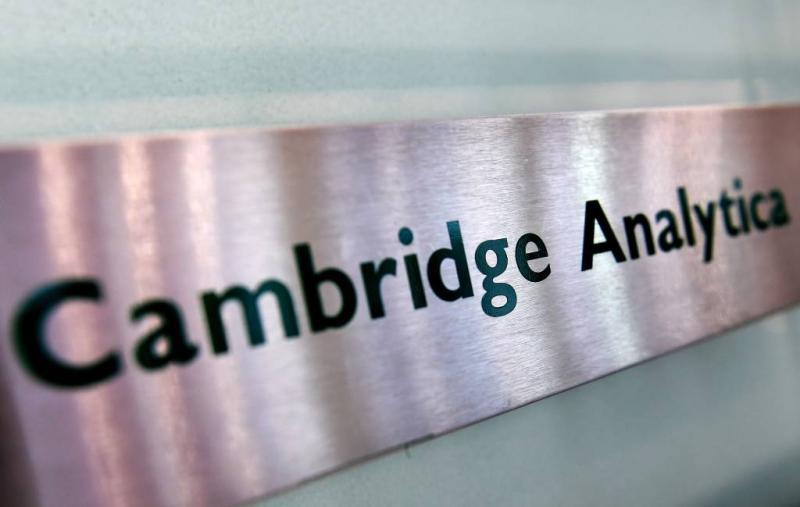 Cambridge Analytica sluit de deuren