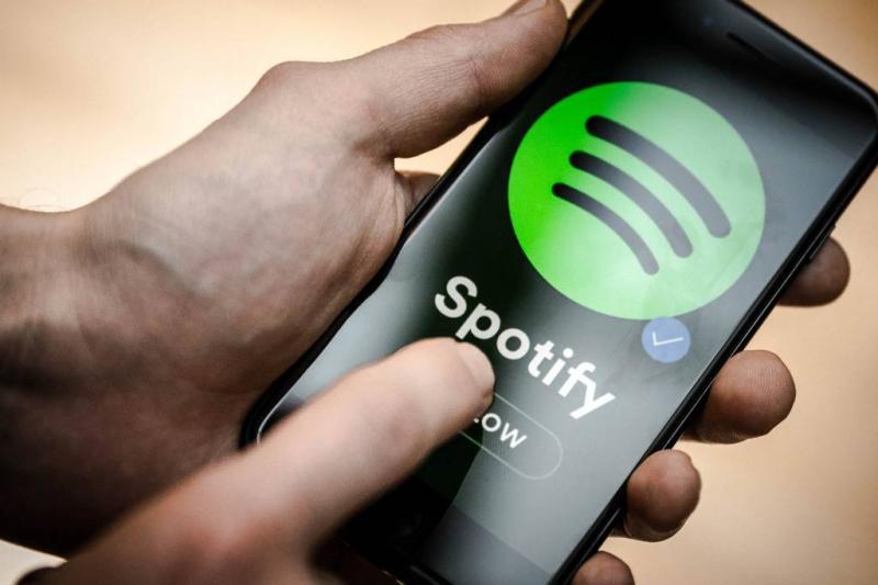Minder verlies voor muziekstreamer Spotify