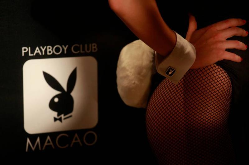 Ontwerper Playboy-bunny logo overleden