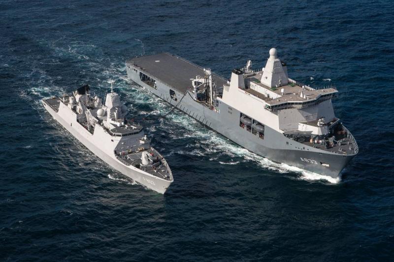Marine krijgt nieuwe schepen (Foto: Ministerie van Defensie)