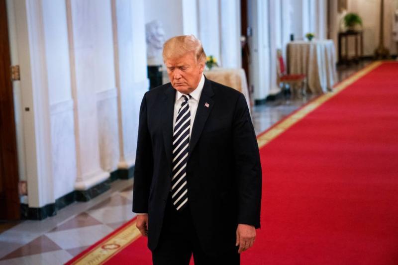 'Trump betaalde zwijggeld Stormy indirect'