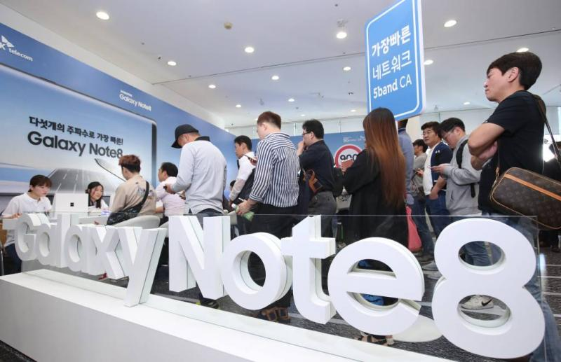Samsung terug als grootste smartphonemaker