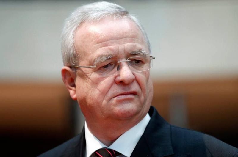Ex-topman VW aangeklaagd om dieselschandaal