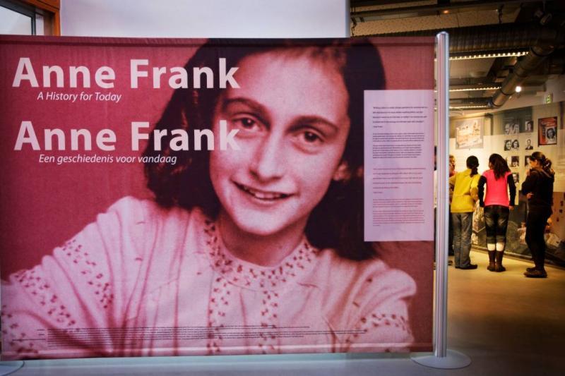 'Emma Gonzalez is moderne Anne Frank'