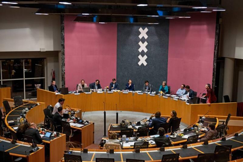 29 solliciteren op burgemeesterspost Amsterda