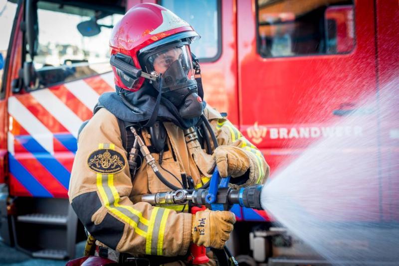 Brandweer Amsterdam wil motorbendeleden weren