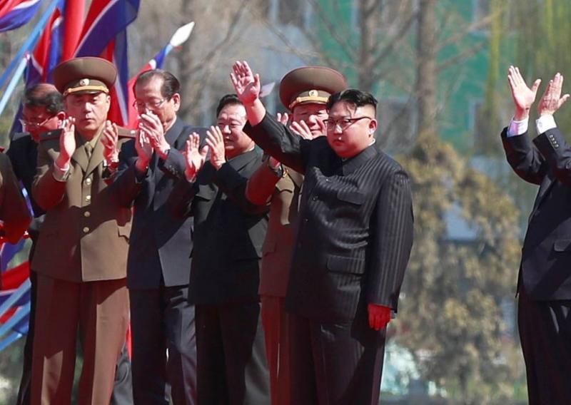 Noord-Korea wil niet 'zwak' zijn