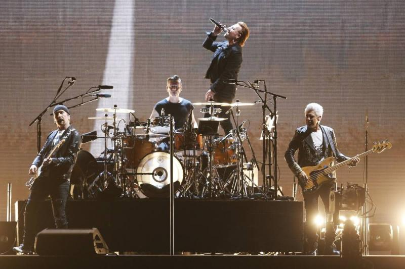 Kritiek op U2 na tweet over abortusreferendum