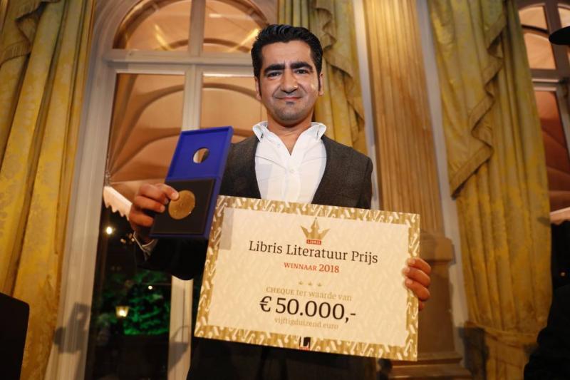 Libris Literatuur Prijs naar Murat Isik