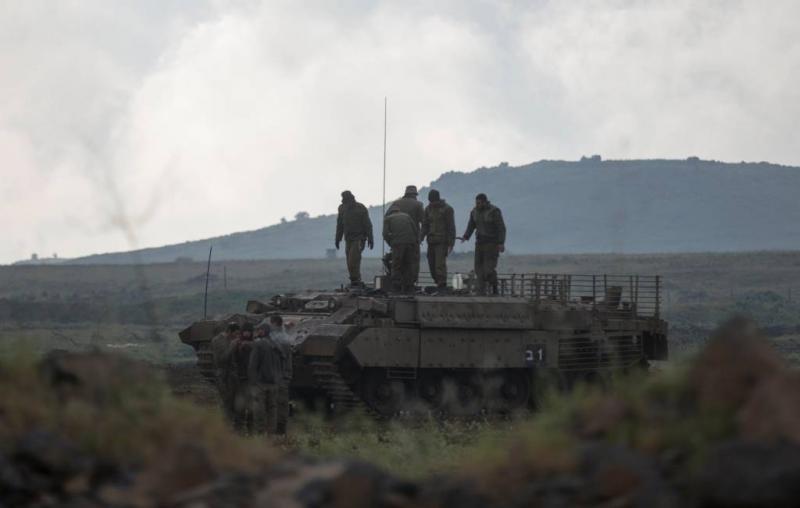 'Israël voert nieuwe aanvallen uit in Syrië'