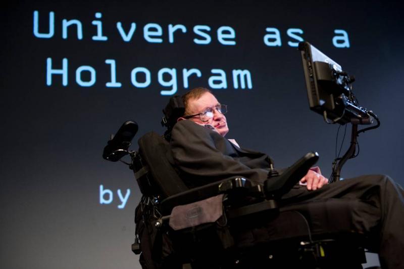 Familie Hawking verloot kaartjes bijzetting