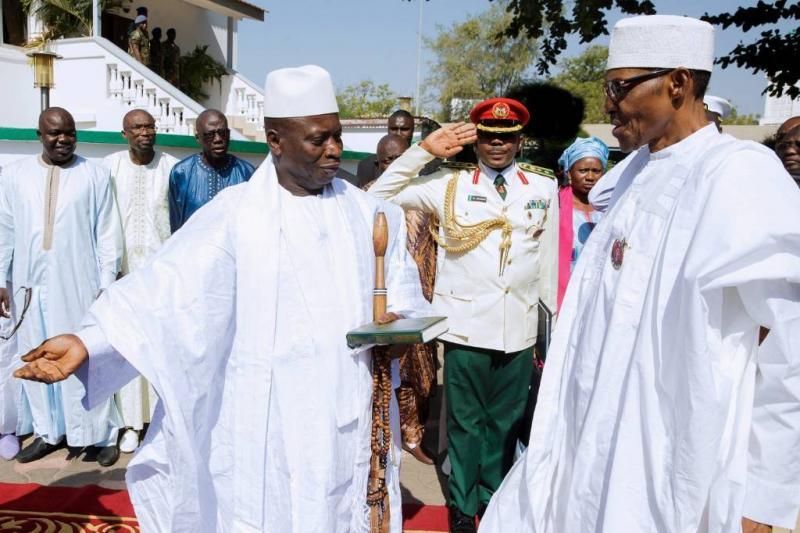 Gambia verkoopt wagenpark oud-leider Jammeh