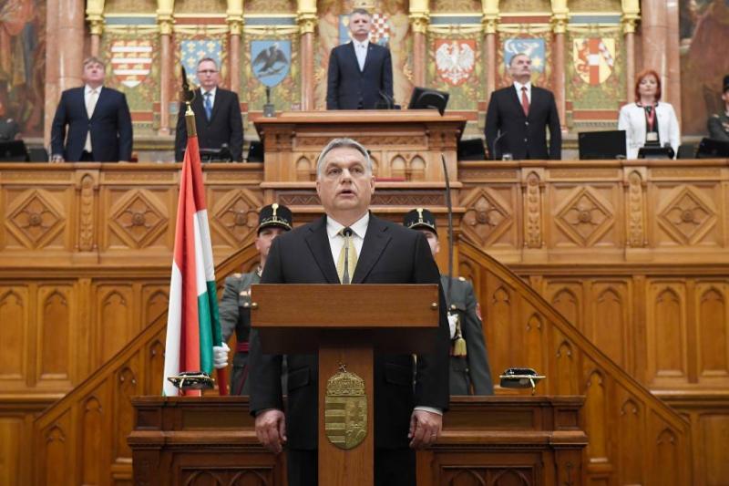 Orbán weer premier van Hongarije