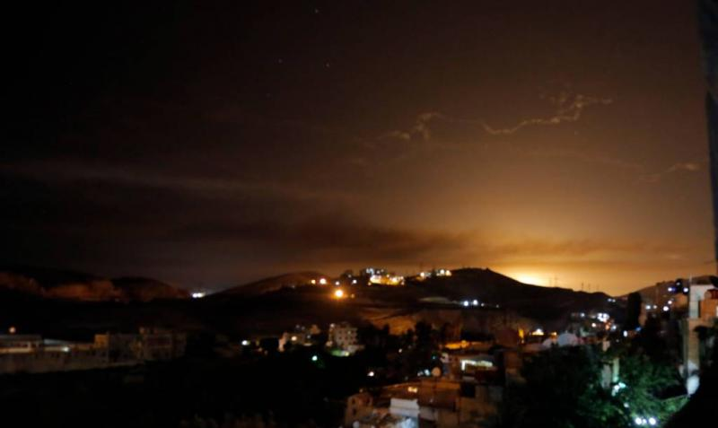 'Alle Iraanse doelen in Syrië geraakt'