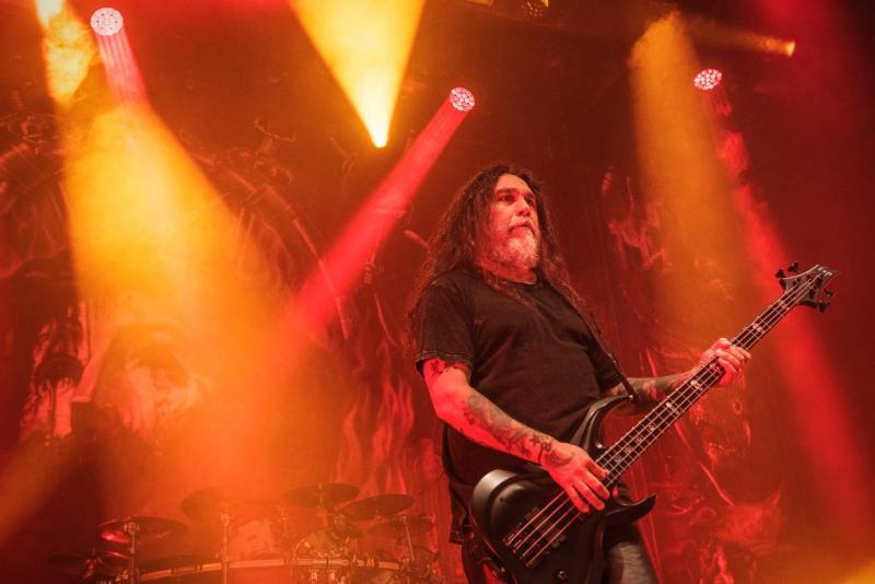 Slayer neemt afscheid in Zwolle