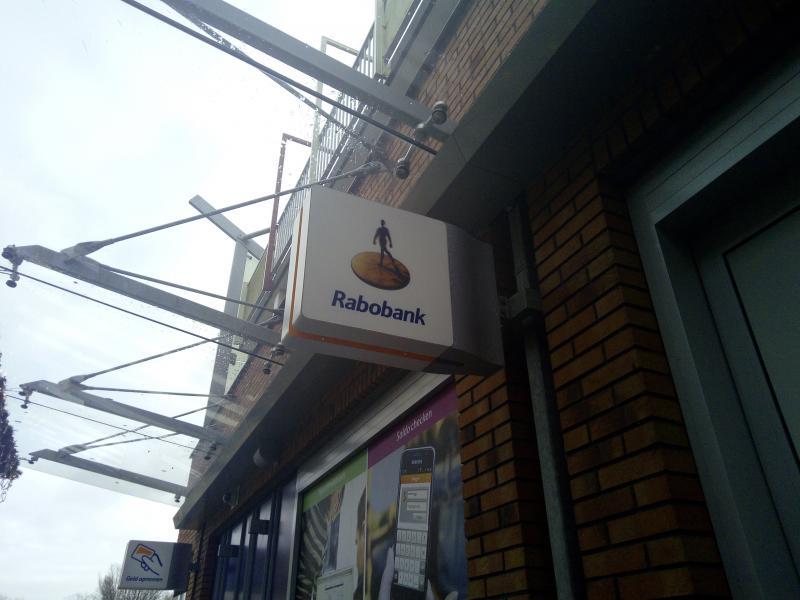 Rabobank heeft ook problemen (Foto: FOK!)