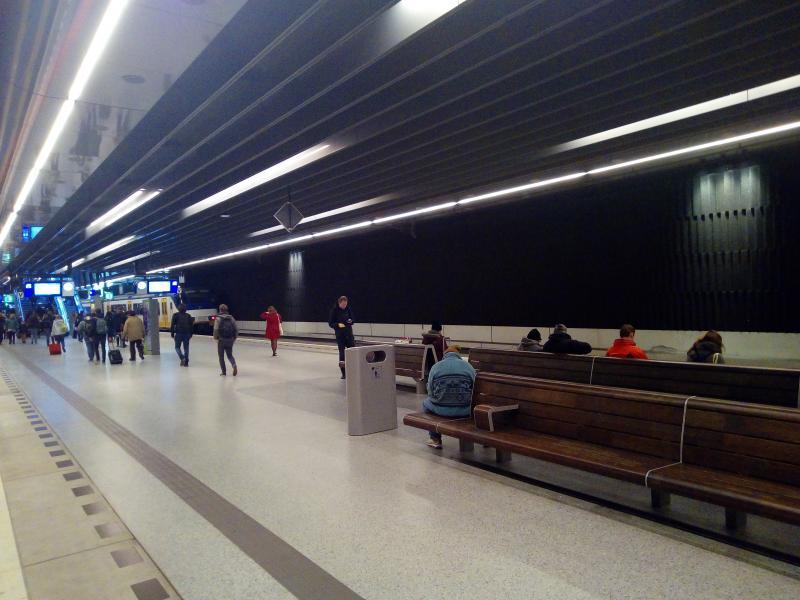 NS wil goedkoper treinkaartje voor spitsmijder (Foto: FOK!)