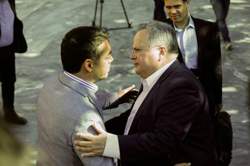 Grieks-Macedonisch overleg over naam vordert