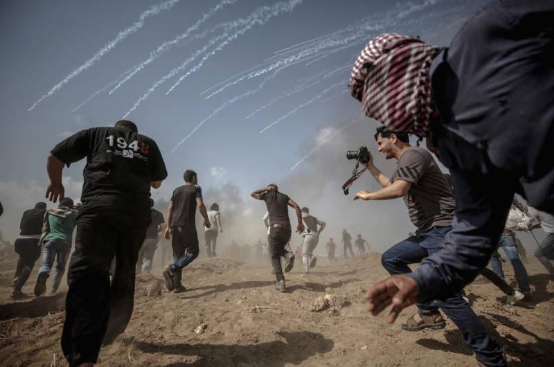Israël sluit grensovergang met Gaza na rellen
