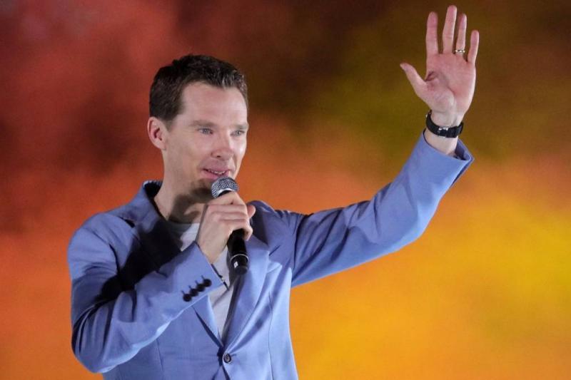 Cumberbatch doet enkel mee bij gelijk salaris