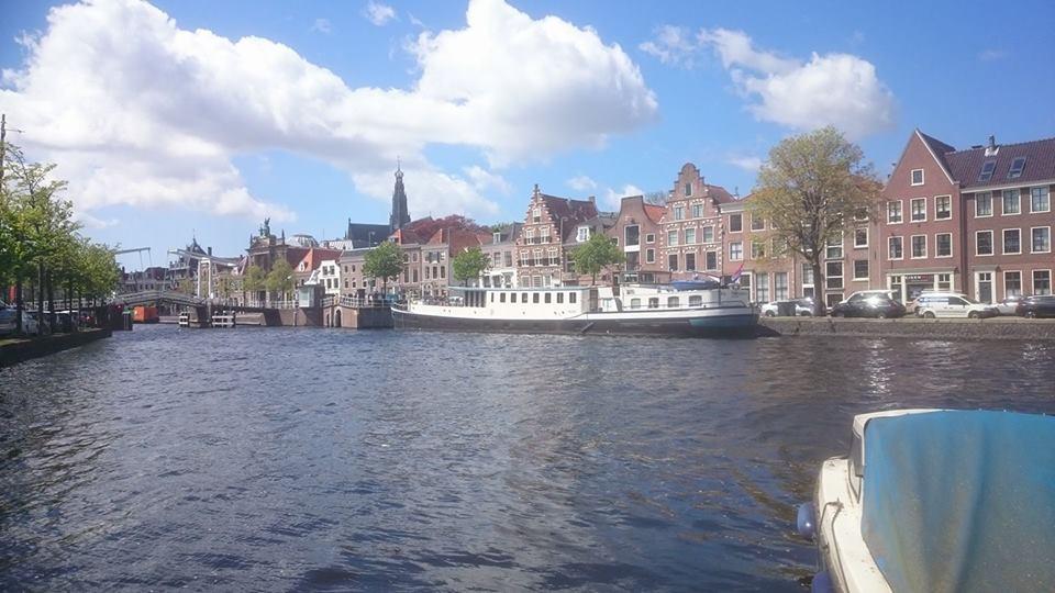 Mooi weer boven Haarlem (Foto: Stephan5)