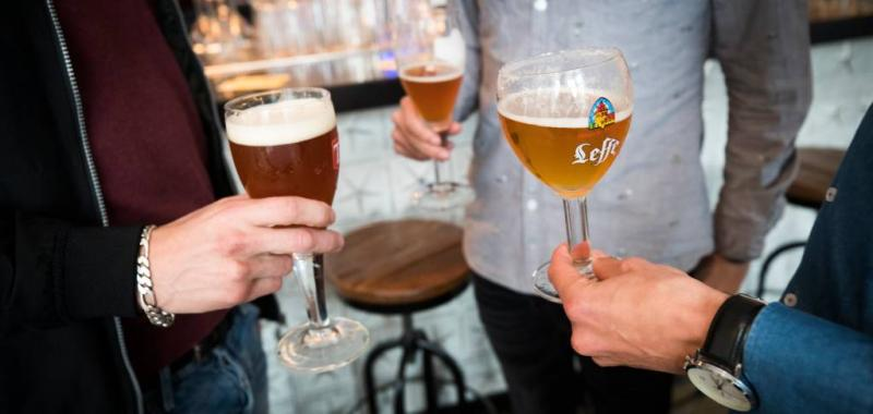 'Nederlanders drinken iets meer'
