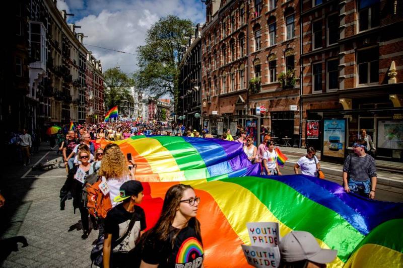 Nederland valt uit top tien LHBTI-rechten