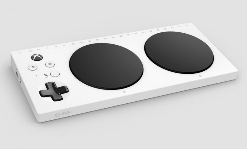 xbox one toegankelijke controller
