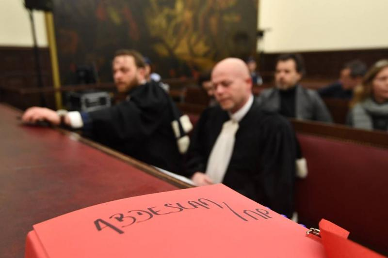 Abdeslam berust in Belgisch vonnis
