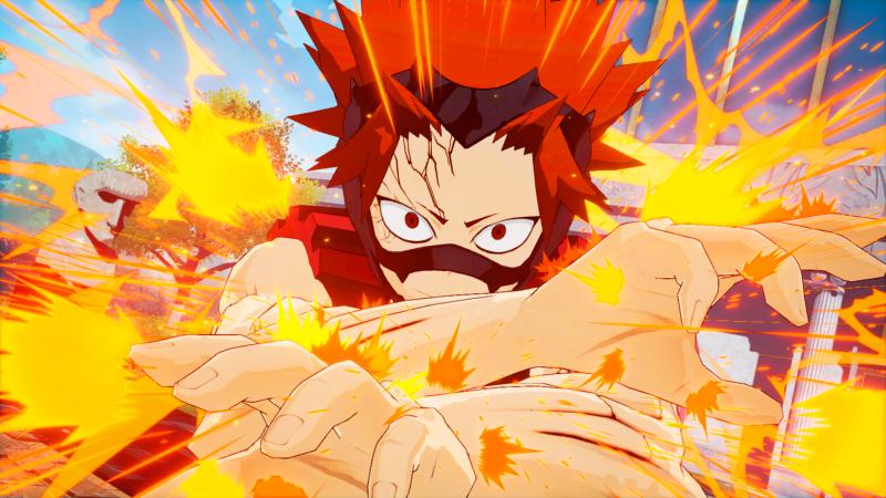 My Hero One's Justice - Eijiro (Foto: Bandai Namco)