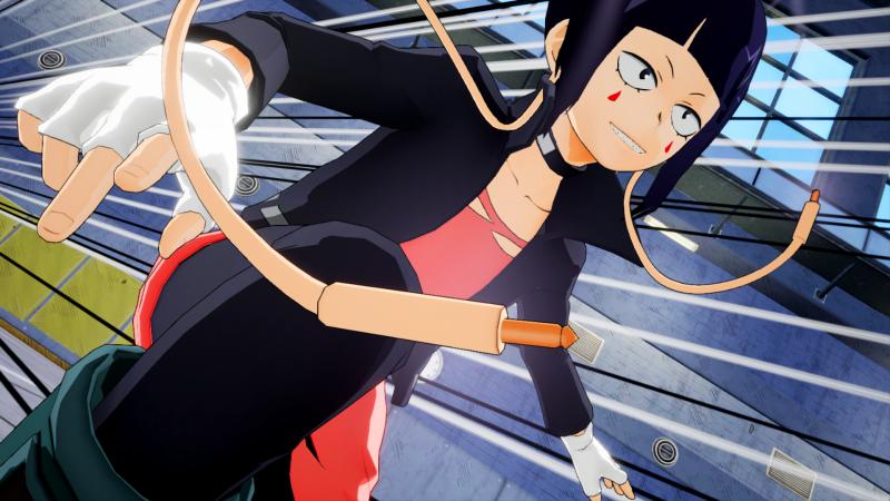 My Hero One's Justice - Kyoka (Foto: Bandai Namco)