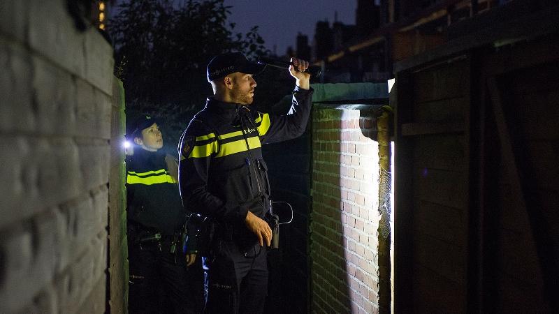 Inbreker valt bewoners aan met kettingslot (Foto: stockfoto politie.nl)