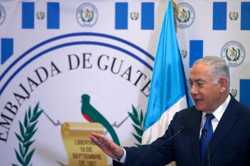 Guatemala opent ambassade in Jeruzalem