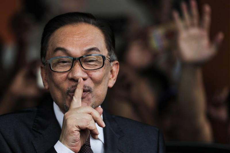 Oppositieleider Maleisië komt vrij