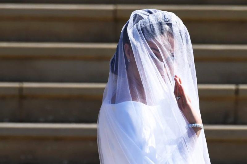 Prins Harry en Meghan Markle getrouwd