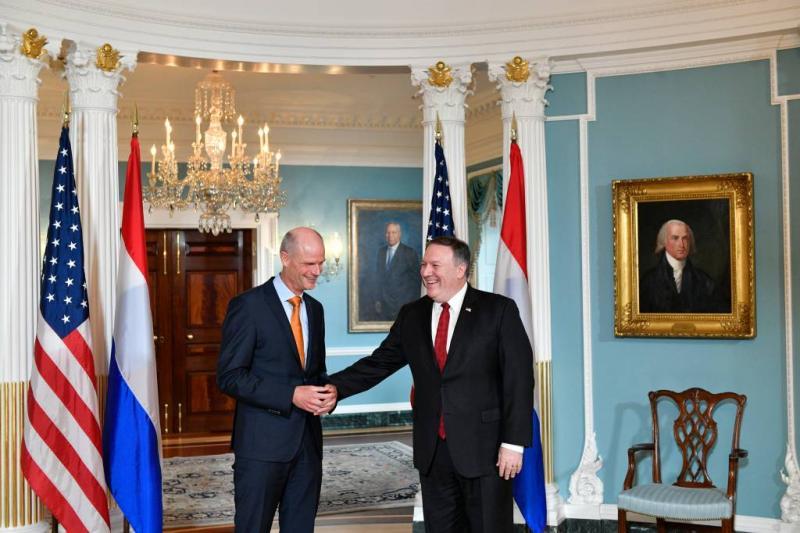 Blok vraagt in VS opheldering sancties Iran